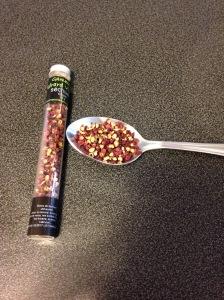 Sirop de poivre
